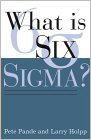 Jetzt bei Amazon bestellen: What is Six Sigma?